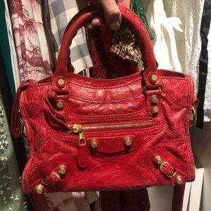 Balenciaga crossbody bag - mini city bag
